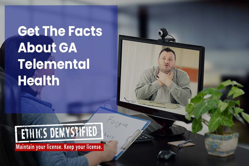 5 Worst Myths: GA Telemental Health