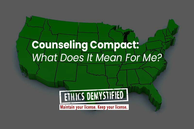 what is the counseling compact